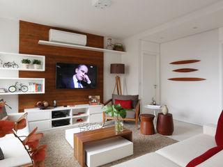 Duda Senna Arquitetura e Decoração Living room