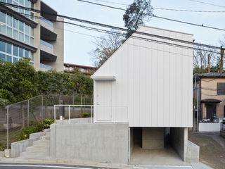 白砂孝洋建築設計事務所 Rumah Minimalis