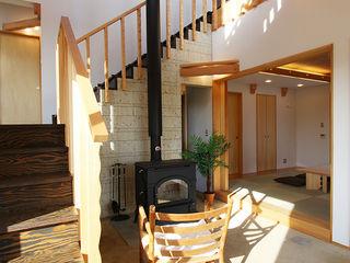 遠藤浩建築設計事務所 H,ENDOH ARCHTECT & ASSOCIATES Living room