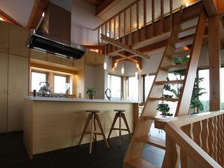 遠藤浩建築設計事務所 H,ENDOH ARCHTECT & ASSOCIATES Kitchen