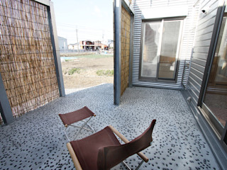 遠藤浩建築設計事務所 H,ENDOH ARCHTECT & ASSOCIATES Modern style gardens