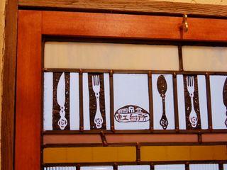 contemporary glass nido Okna i drzwiDekoracje okienne