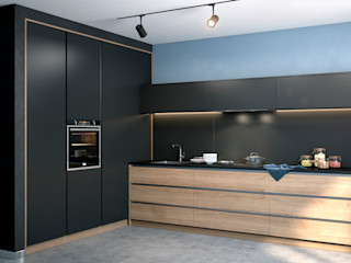 Morning coffee SVAI Studio Кухня в стиле минимализм