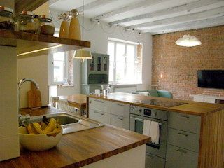 Mint&Brisk Cucina in stile scandinavo