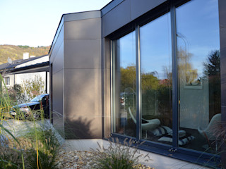 Angst Architektur ZT GmbH Modern Windows and Doors