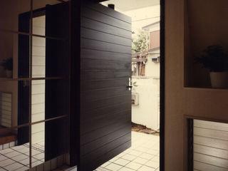加藤將己/将建築設計事務所 Коридор, коридор і сходиЗберігання