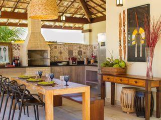 Jamile Lima Arquitetura Varandas, marquises e terraços tropicais