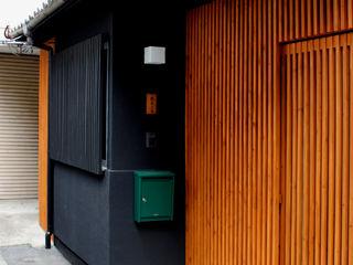 あお建築設計 Klassieke huizen Hout Hout