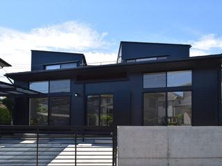 LIGHT COURT HOUSE FURUKAWA DESIGN OFFICE Maisons modernes