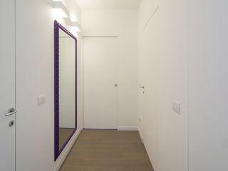 ristrutturami Minimalist corridor, hallway & stairs