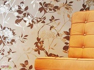 Wall Treatment Nik A Ramli Interior Design Living roomAccessories & decoration