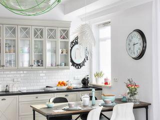 livinghome wnętrza Katarzyna Sybilska Кухня в стиле модерн