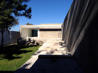 Casa Inteligente Dmotic Integra RH SA de CV Pasillos, vestíbulos y escaleras modernos