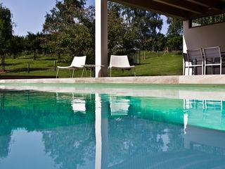 [spafabrik] GmbH POOL&WELLNESS Minimalist pool