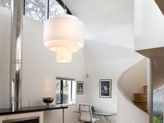 Flynn House The Manser Practice Architects + Designers Moderne Wohnzimmer