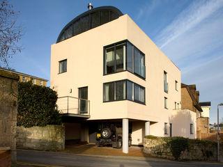 Flynn House The Manser Practice Architects + Designers Moderne Häuser