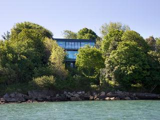 Welch House The Manser Practice Architects + Designers Moderne Häuser