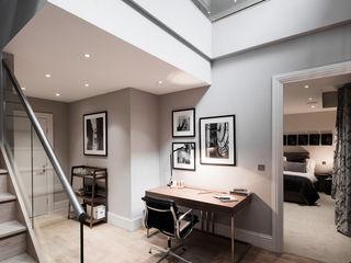 Leman Street The Manser Practice Architects + Designers Moderne Wohnzimmer