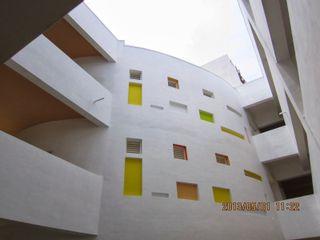 Muraliarchitects Moderne Schulen