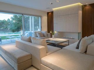 LIVE IN Salas de estar modernas