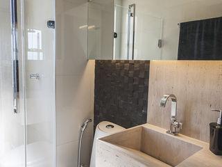 POCHE ARQUITETURA Salle de bain moderne