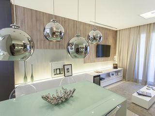 POCHE ARQUITETURA Salon moderne