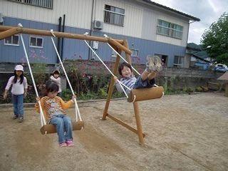 自然工房 ウッドウォームズ Garden Swings & play sets