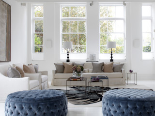 Battersea CC Construction Classic style living room