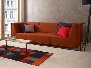 Ceramika Paradyż Modern living room
