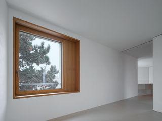Stadthaus Englischviertelstrasse Bob Gysin + Partner BGP Moderne Wände & Böden
