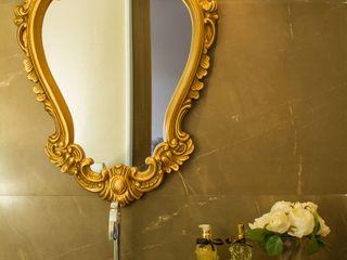 Jamile Lima Arquitetura 現代浴室設計點子、靈感&圖片