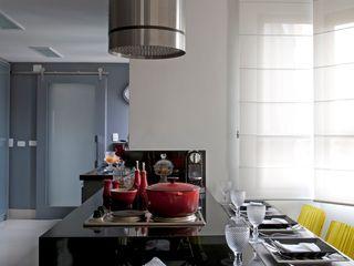 Jamile Lima Arquitetura 現代廚房設計點子、靈感&圖片