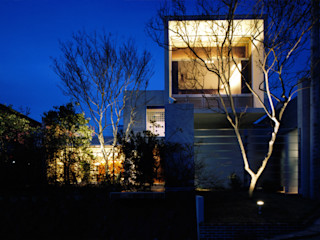 Mアーキテクツ 高級邸宅 豪邸 注文住宅 別荘建築 LUXURY HOUSES   M-architects 모던스타일 주택