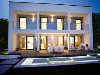 ELK Effizienzhaus 220 ELK Fertighaus GmbH Moderne Häuser