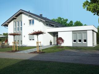ELK Living 153 ELK Fertighaus GmbH Moderne Häuser