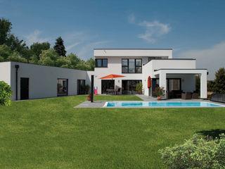 ELK Kundenhaus ELK Fertighaus GmbH Moderne Häuser