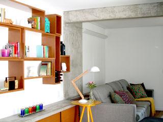 verso arquitetura Ruang Keluarga Modern