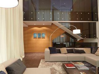 Studio Matteoni Salas de estilo moderno
