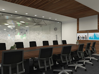 Diff Mimarlık Офісні будівлі