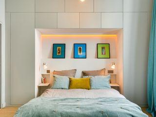Meero Endüstriyel Yatak Odası