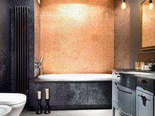 ZEN Interiors - Architektura Wnętrz Baños de estilo moderno