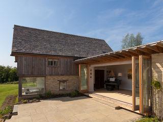 Cockadilly Millar+Howard Workshop Country style house