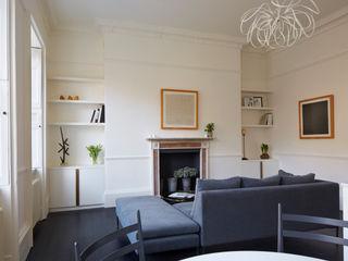 Catherine Place, London Concept Interior Design & Decoration Ltd 现代客厅設計點子、靈感 & 圖片