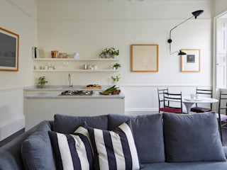 Catherine Place, London Concept Interior Design & Decoration Ltd 現代廚房設計點子、靈感&圖片