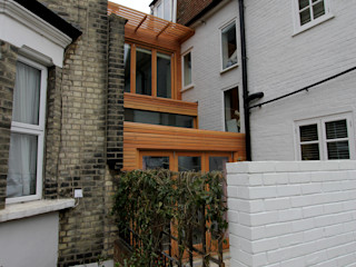 Wellesley Avenue Millar+Howard Workshop Modern Houses