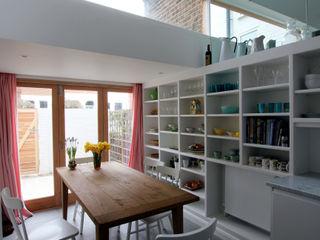 Wellesley Avenue Millar+Howard Workshop Modern Dining Room