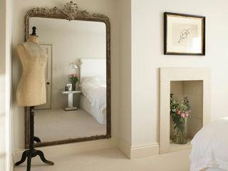 Bedroom, Richmond Place, Bath Concept Interior Design & Decoration Ltd Eclectic style bedroom