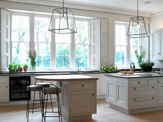 Manor Farm, Oxfordshire Concept Interior Design & Decoration Ltd 廚房