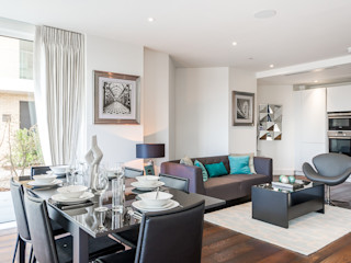 Essential Package : Fulham Riverside In:Style Direct Modern living room