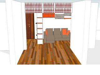 Idea d' Interni Arredamenti Вітальня